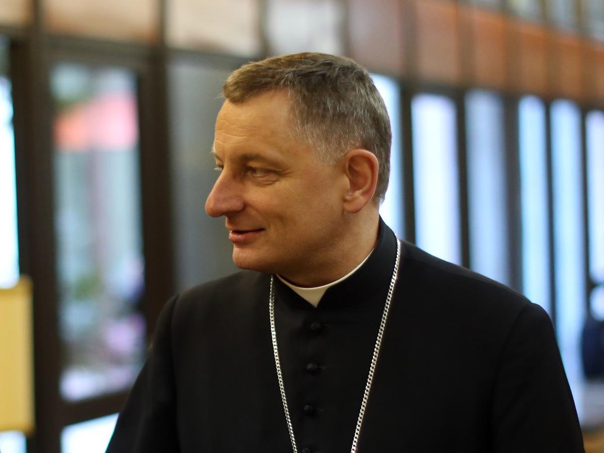 Biskup Krzysztof Zadarko
