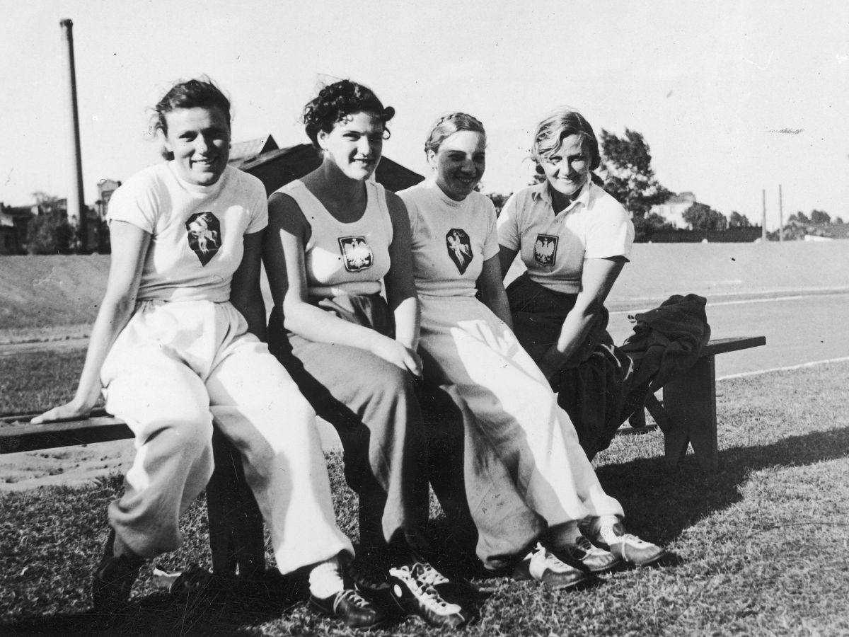 Mecz lekkoatletyczny Polska – Litwa, czerwiec 1939 r.