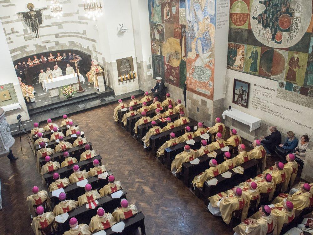 377. zebranie plenarne Konferencji Episkopatu Polski na KUL
