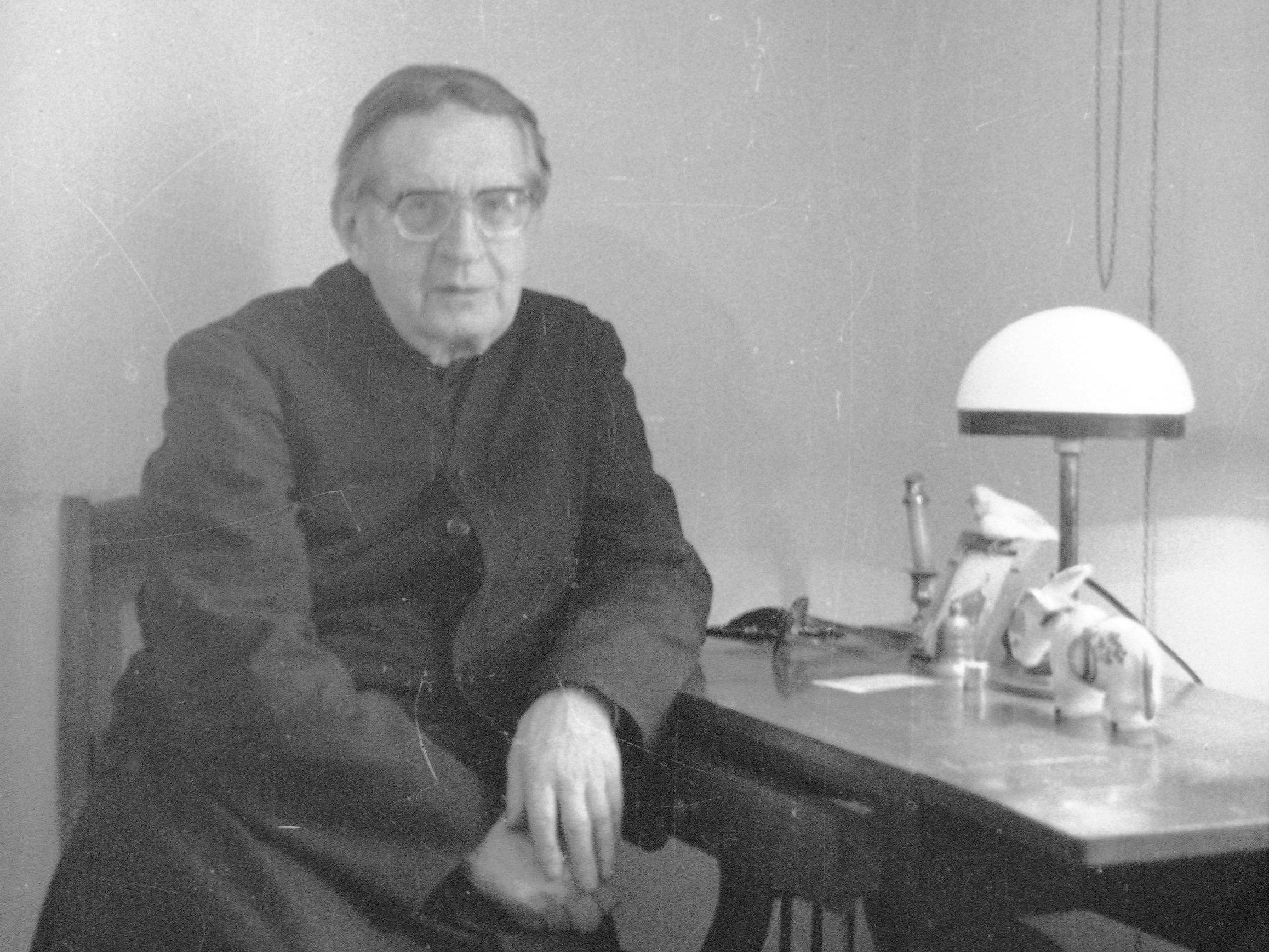Ksiądz Jan Twardowski