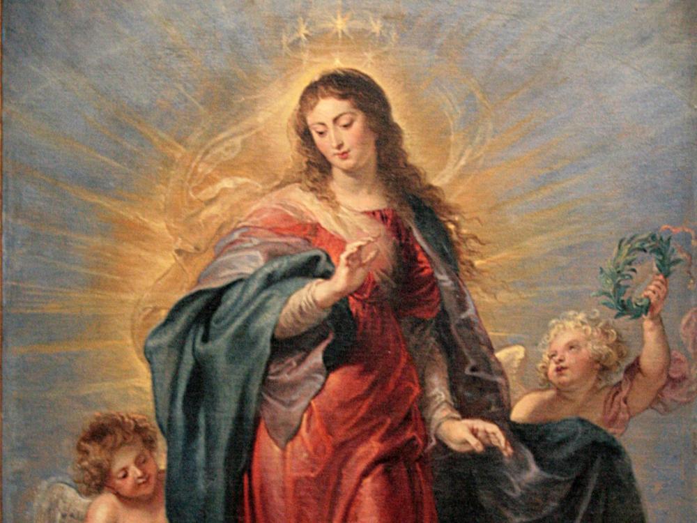 Maryja pośredniczką wszelkich łask?