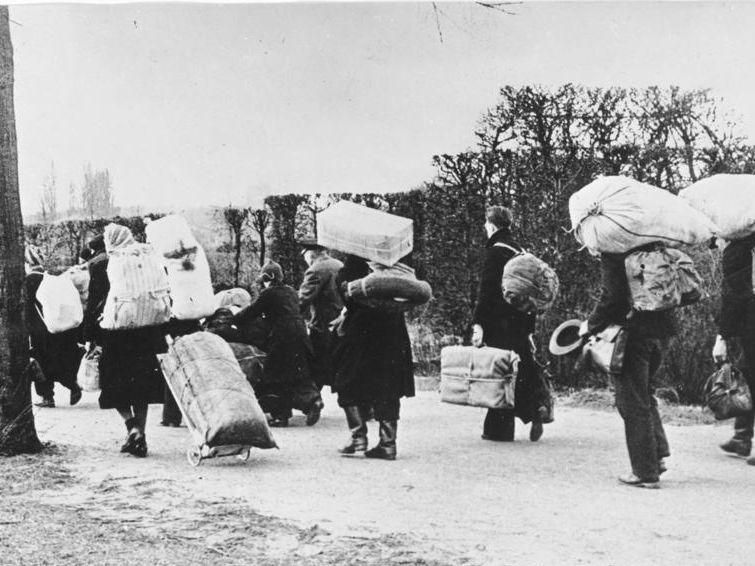 Przesiedleńcy Niemieccy