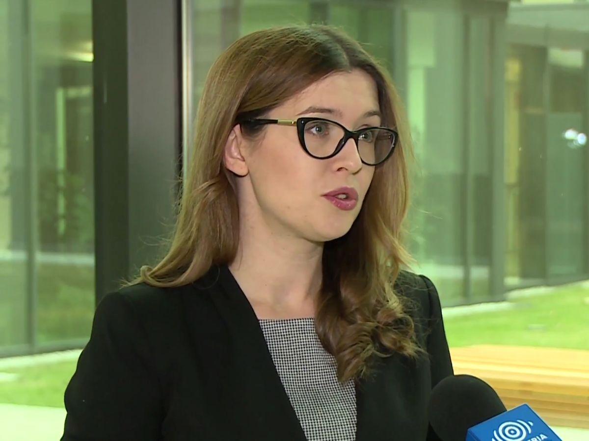 Magdalena Bigaj, dyrektor Akademii Miasta i Państwa.