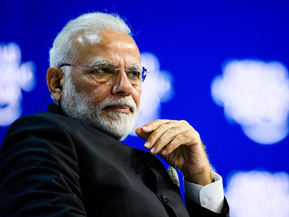 Premier Indii Narendra Modi