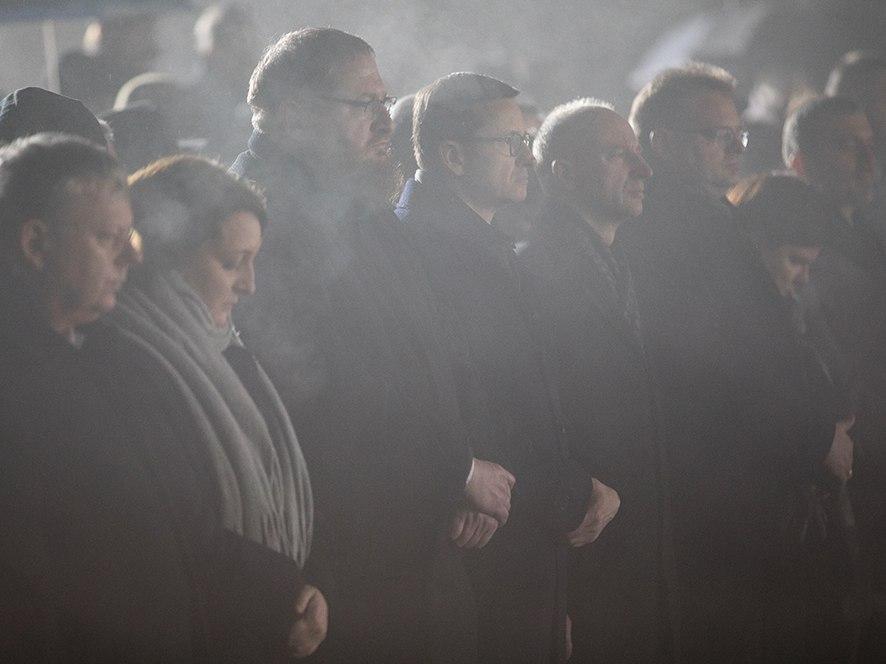 73. rocznica wyzwolenia obozu Auschwitz-Birkenau