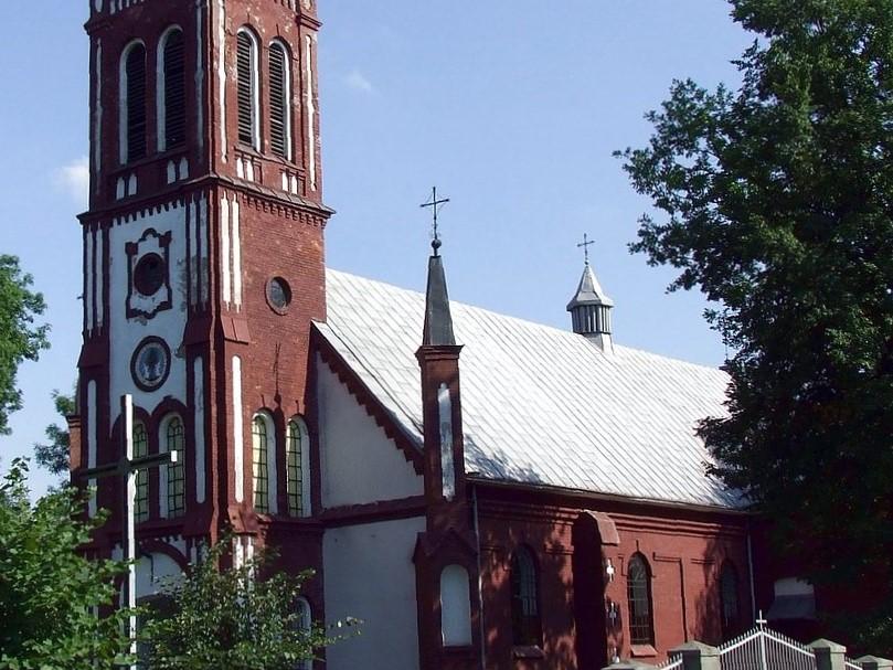 Cegłów, kościół mariawitów