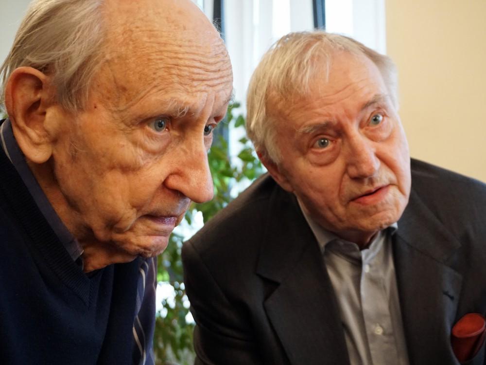 Jan Turnau i Stefan Frankiewicz
