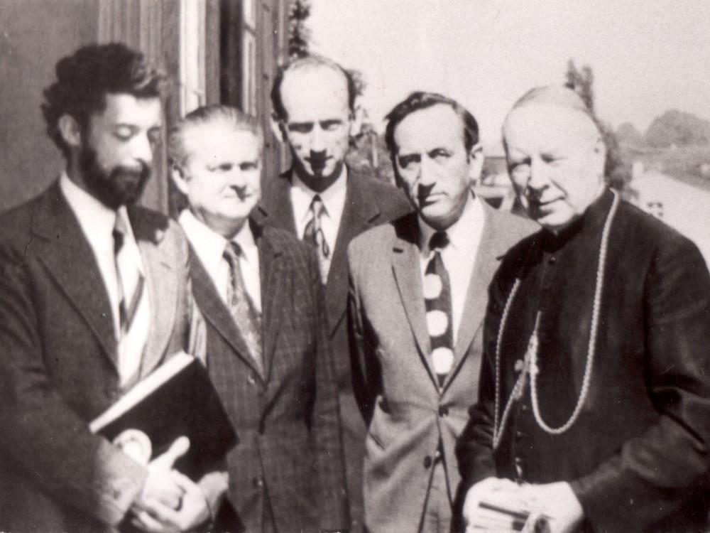 Więź u prymasa Wyszyńskiego
