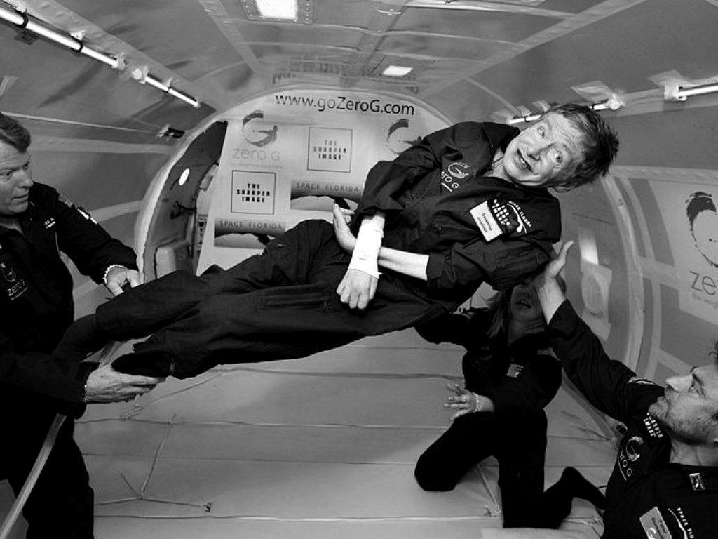 """Nie żyje Stephen Hawking. """"Myślę, że udawało mi się nieźle"""""""