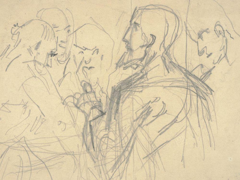 Cyprian Kamil Norwid, Chrystus w rozmowie z faryzeuszami