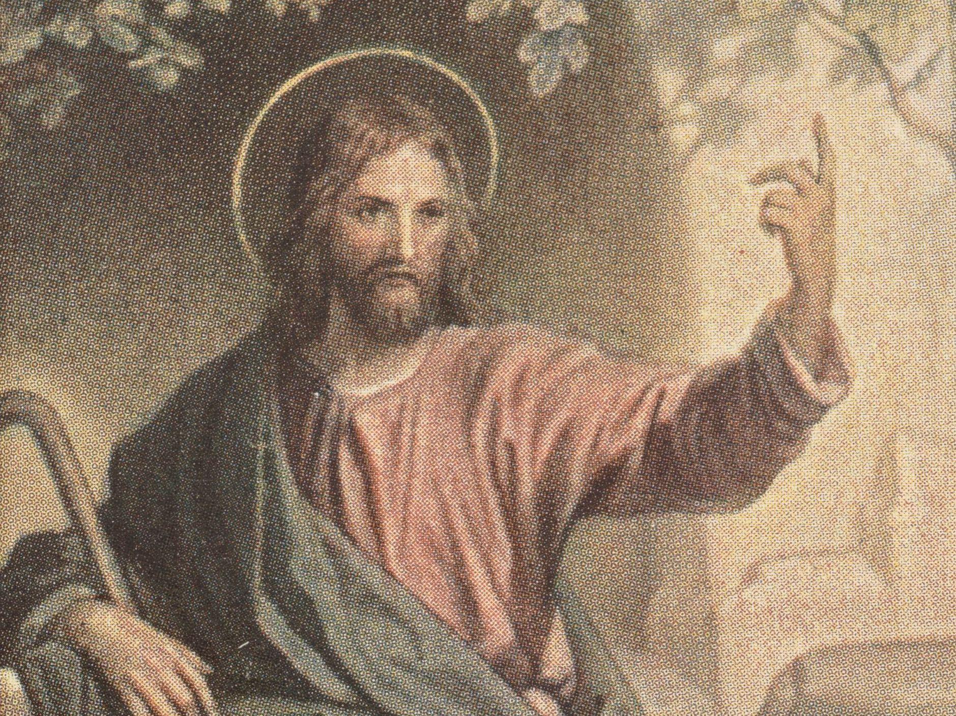 Jezus nauczający
