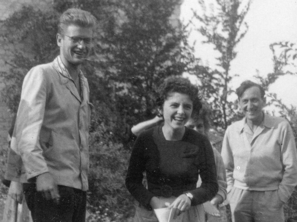 Andrzej Kłoczowski, Agnieszka Wróblewska i Tadeusz Mazowiecki