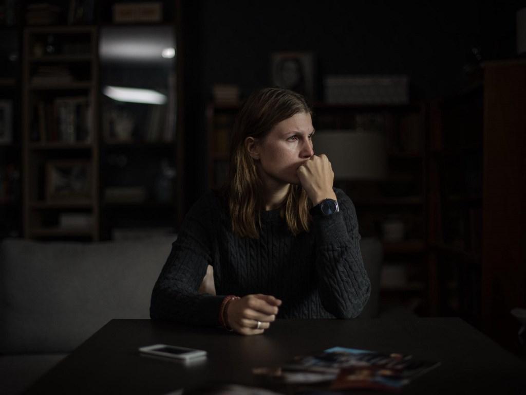 """Kadr z filmu """"Niemiłość"""", reż. Andriej Zwiagincew, Rosja 2017"""