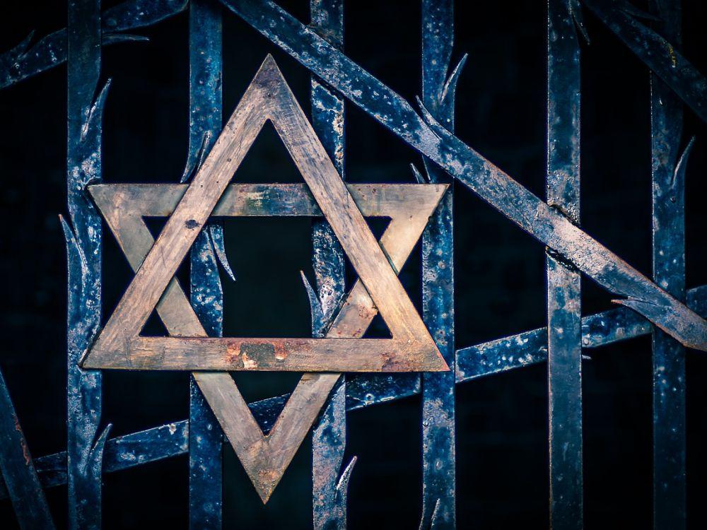 Gwiazda Dawida w KL Dachau
