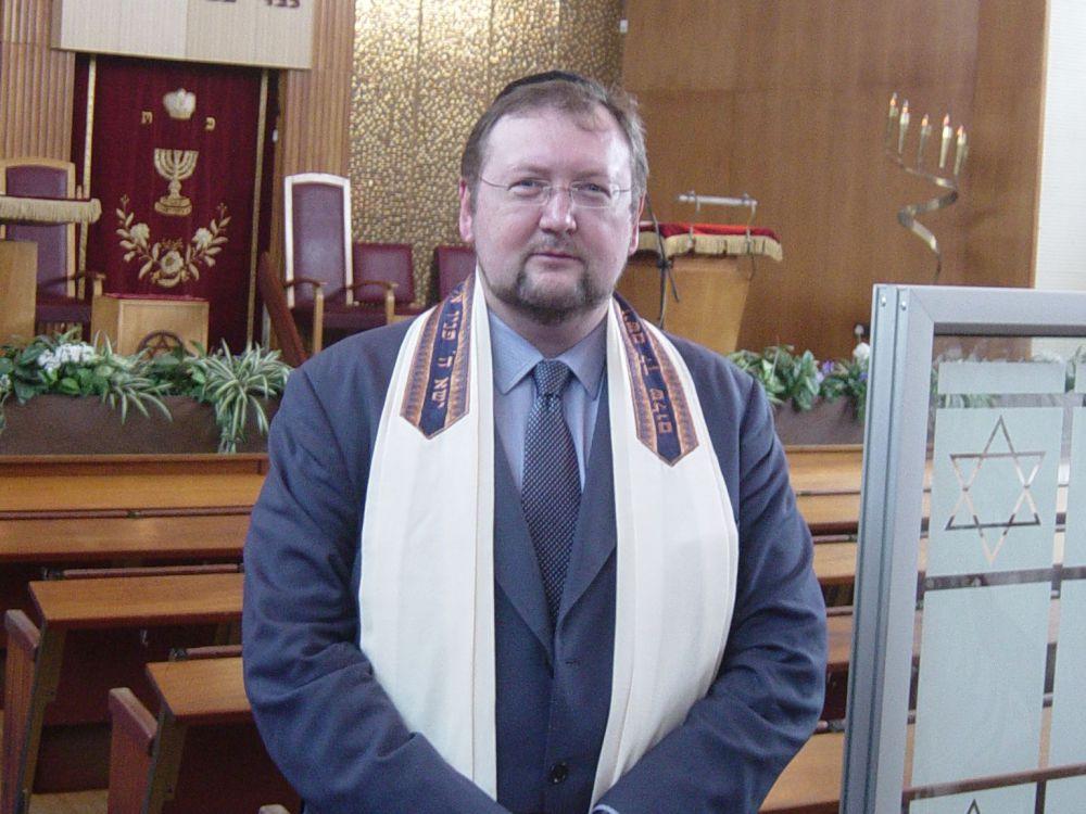 """Berliński rabin Walter Homolka """"Człowiekiem Pojednania"""" Polskiej Rady Chrześcijan i Żydów"""