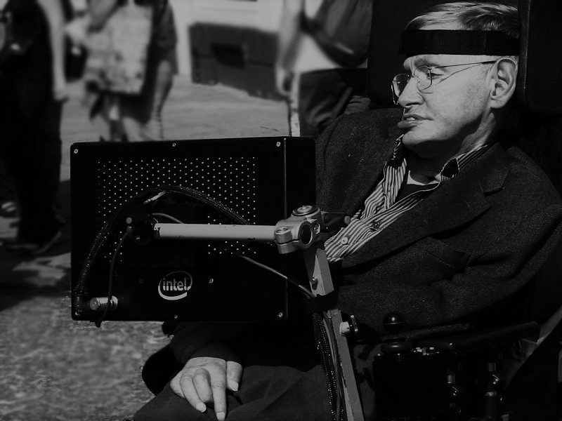 Hawking umarł, a ja się dziwię