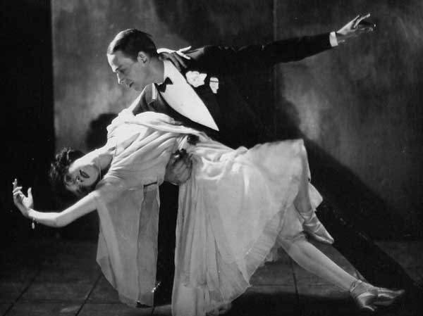 Fred Astaire i Adele Astaire w 1921. Fot. Wikimedia commons