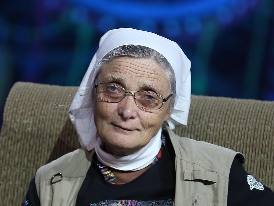Siostra Małgorzata Chmielewska, 2016 r. Fot. Ralf Lotys / na licencji CC