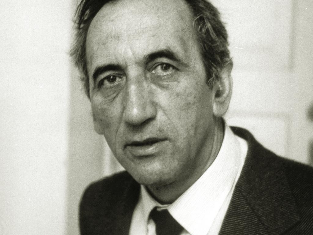 Tadeusz Mazowiecki, 1981 r. Fot. Andrzej Friszke / FOTONOVA