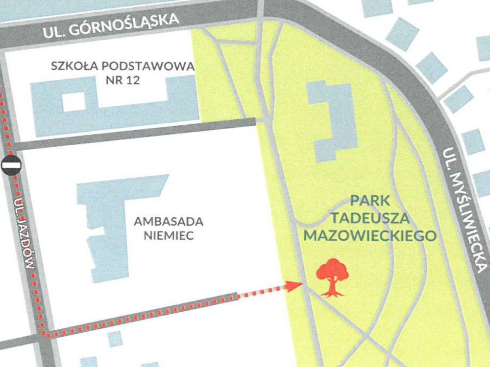 Park im. Tadeusza Mazowieckiego