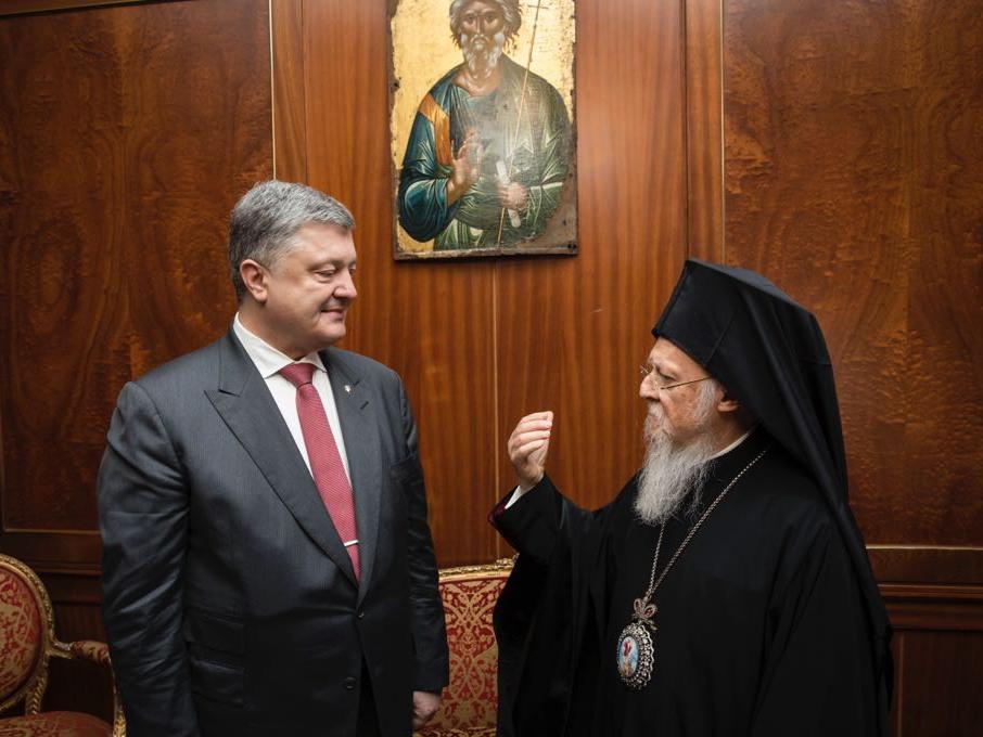 Patriarchat Moskiewski zrywa komunię z Konstantynopolem. Kości zostały rzucone