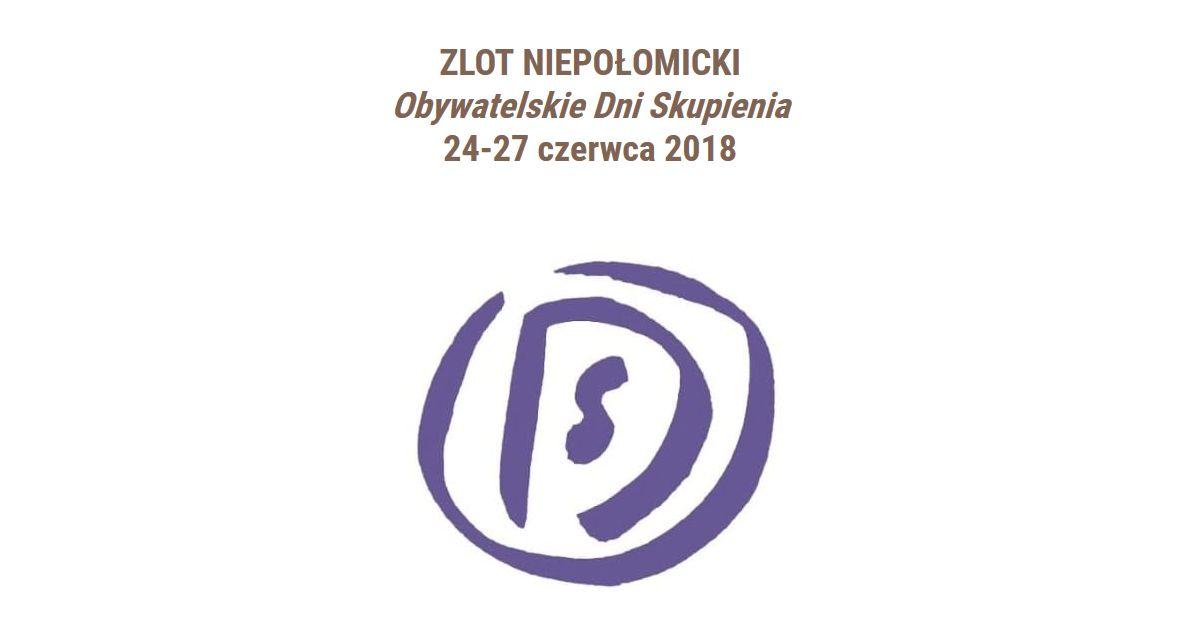 Obywatelskie Dni Skupienia, 24-27 czerwca 2018 r., Niepołomice