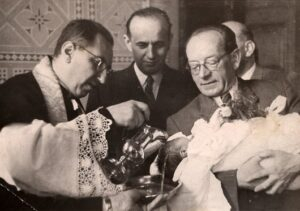Chrzest Tomáša Halíka