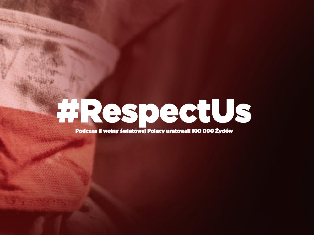 #RespectUs