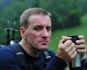 Ks. Krzysztof Grzywocz. Fot. Krzysztof Kalinowski