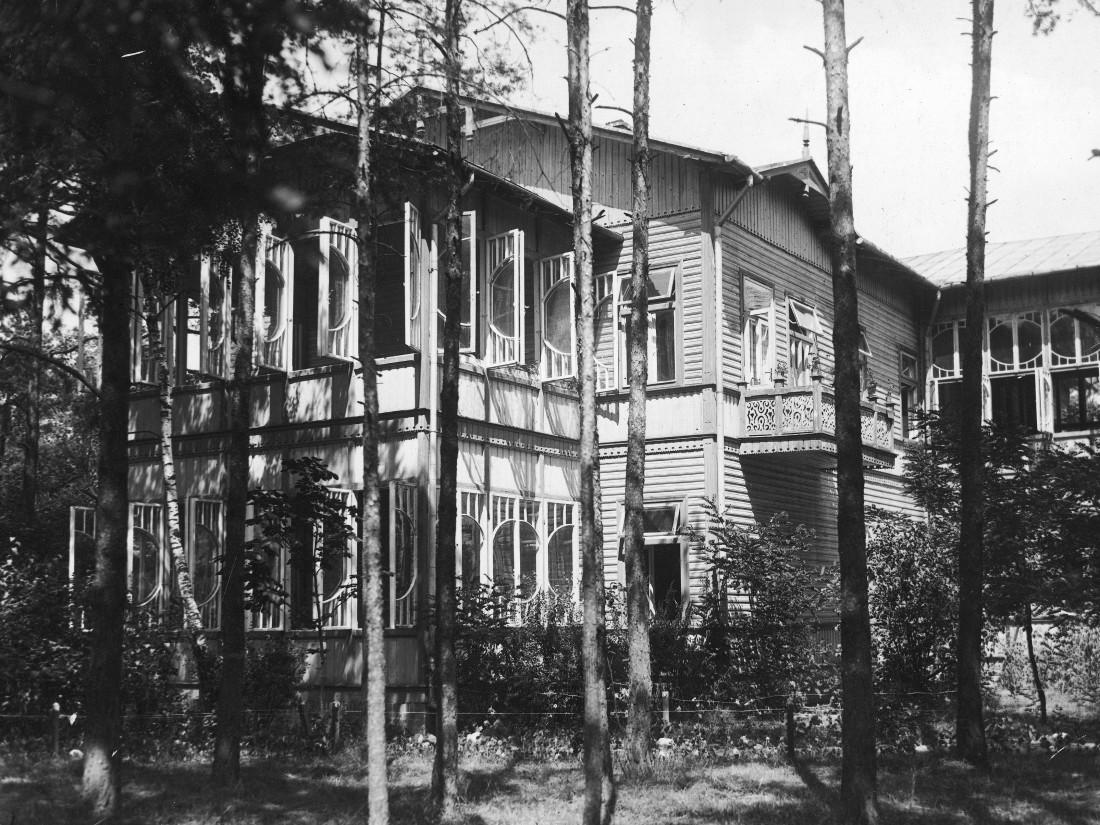 Sanatorium Przeciwgruźlicze doktora Władysława Przygody w Otwocku