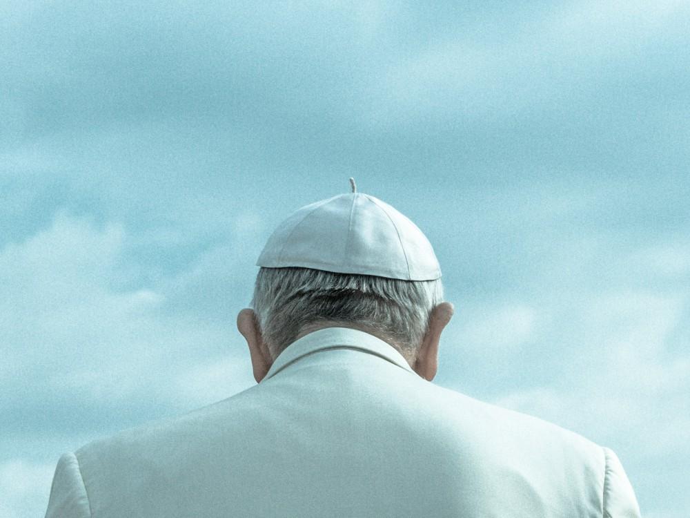 Papież Franciszek w Watykanie, październik 2016 r.