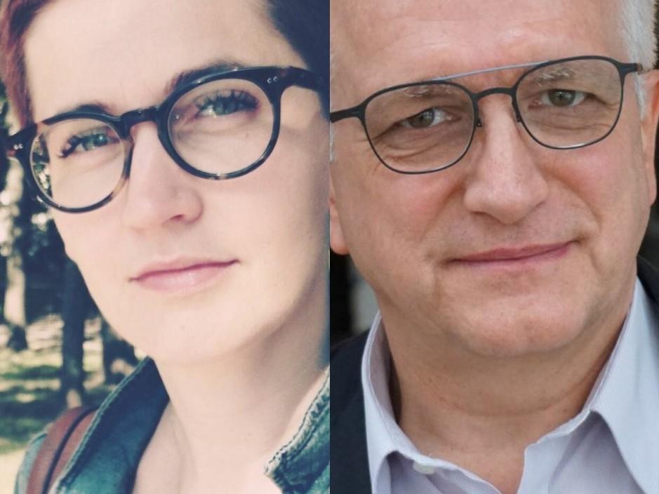 Ewa Buczek i Zbigniew Nosowski