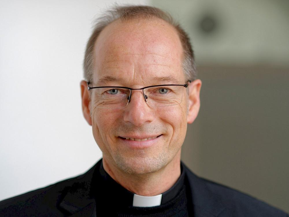 Ks. Christian Hartl, dyrektor generalny Renovabis