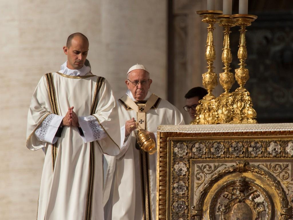 """W piątek o 18 Franciszek na pustym placu św. Piotra udzieli błogosławieństwa """"Urbi et orbi"""""""