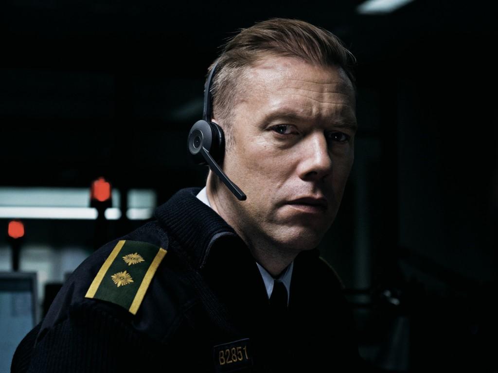 "Jakob Cedergren w filmie ""Winni"", reż. Gustav Möller, Dania 2018. Fot. Materiały prasowe / Gutek Film"
