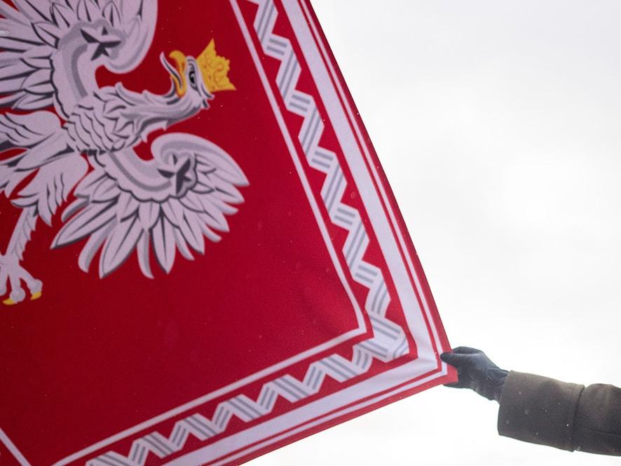 Obchody Święta Niepodległości na pl. Piłsudskiego w Warszawie 11 listopada 2017 r.
