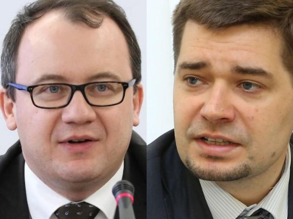 Adam Bodnar i Michał Królikowski