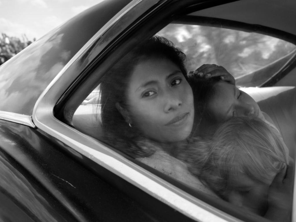 """Kadr z filmu """"Roma"""", reż. Alfonso Cuarón, Meksyk USA 2018. Fot. Materiały prasowe"""