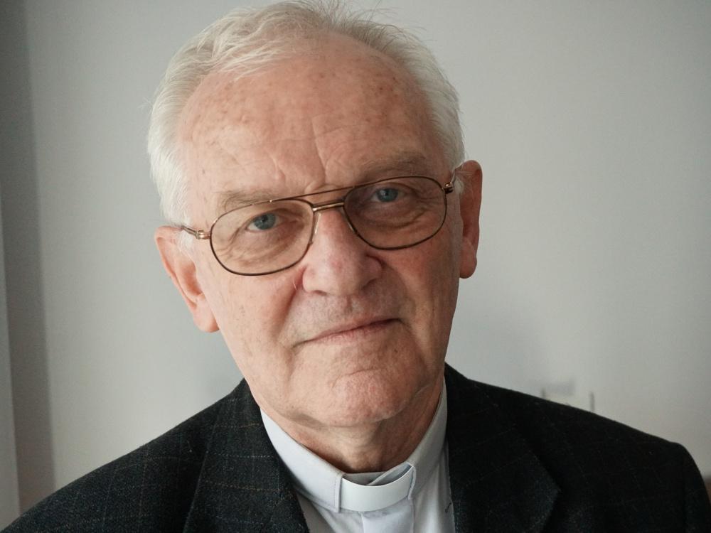 Ks. prof. Andrzej Szostek