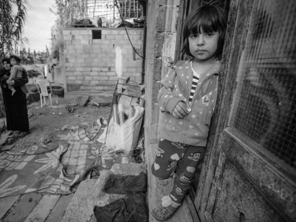 Zima nie musi być zła. Zbiórka na ocieplenie namiotów uchodźców w Libanie