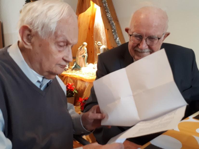 Stefan Wilkanowicz i Paweł Rościszewski