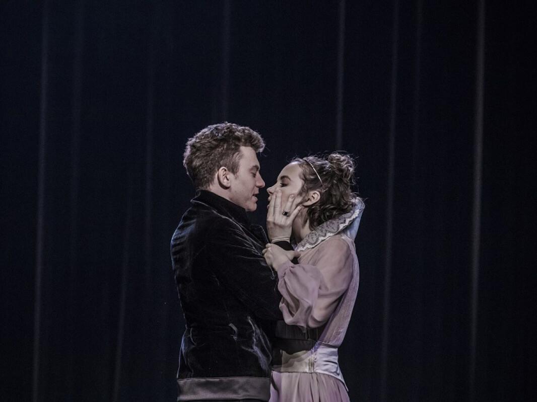 Hamlet i Ofelia, czyli Krzysztof Szczepaniak i Martyna Byczkowska