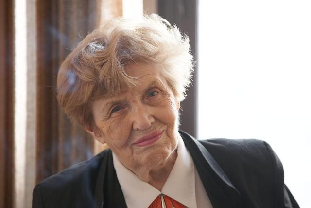 Hanna Świda-Ziemba, październik 2010 r.