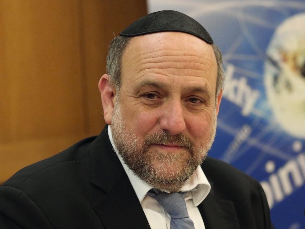 Michael Schudrich