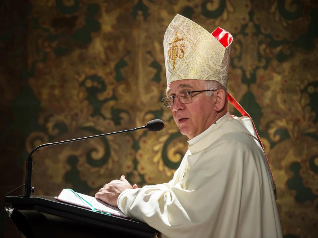 Arcybiskup Wacław Depo