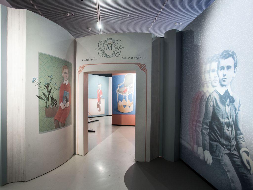 """Wystawa """"W Polsce Króla Maciusia. 100-lecie odzyskania niepodległości"""", 9 listopada 2018 - 1 lipca 2019, Muzeum Historii Żydów Polskich"""