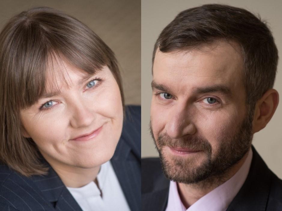 Dominika Żukowska-Gardzińska, Marcin Nowak