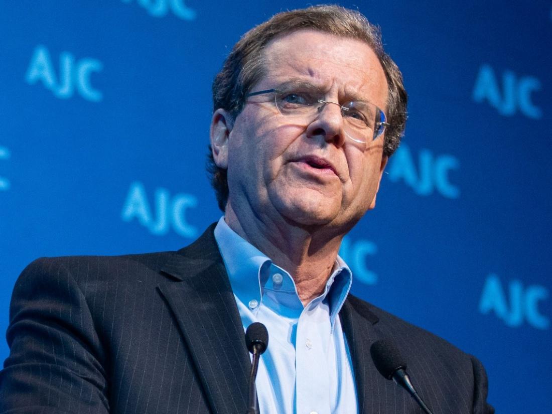 David Harris, dyrektor wykonawczy Amerykańskiego Komitetu Żydowskiego