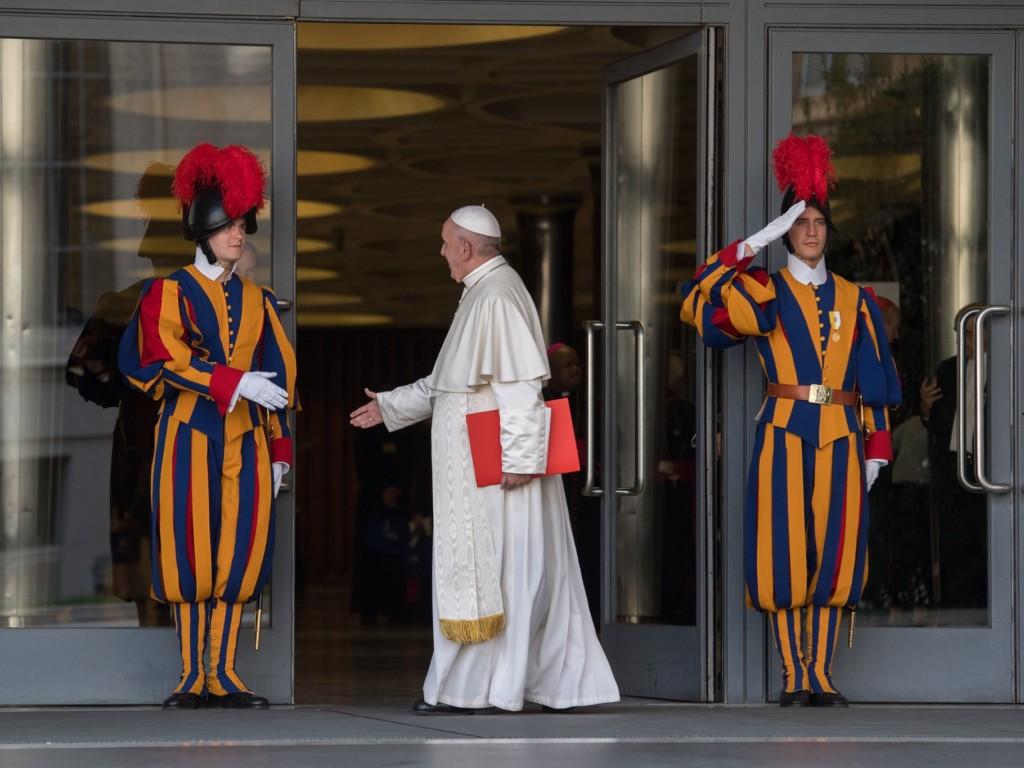 Franciszek i gwardziści