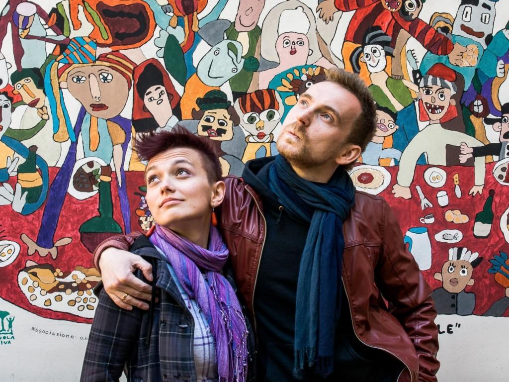 Ewa i Marcin Kiediowie